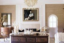 Living rooms & Libraries / by Susan Clickner