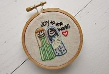 Hand Embroidery / by Valerie Anthony