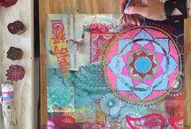 My Mandala Paintings