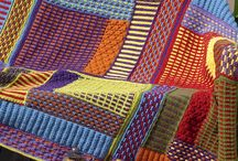 Knit - Rugs, Throws, Cushions, etc