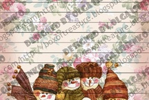 Journaling tags and cards / Here you can find digital designs of journaling tags and cards. Originally you can buy them in my store http://digitaldesignsby.blogspot.com/search/label/Journaling