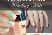 Wedding nail , dresss etc