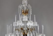 Our Chandeliers / Handmade Crystal and/or gilt bronze chandeliers made using traditional techniques and based on original antique models.