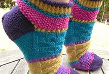Haken en breien: sokken