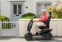Elektrické vozíky a skútre nie len pre seniorov :-)