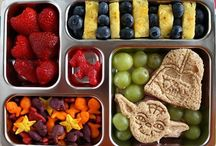 school lunches / by Therese Freund Probst