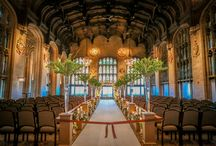 Wedding at the University Club, Chicago, IL