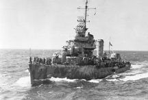 USS DD Gleaves Class