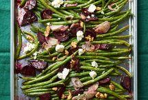 salad & vege dishes