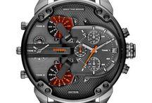 DIESEL Uhren / Die TOP Modemarke mit stylischen Uhren für jeden Geschmack, das ist DIESEL !