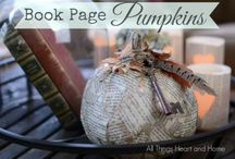 Easy Decorating ~ Autumn / by Christine Anne