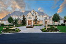 Mooie luxe huizen en inrichting