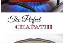 chapati and Roti