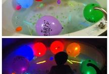 Sensory bath night