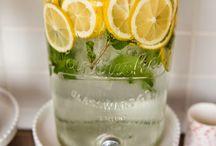 Água aromatizante