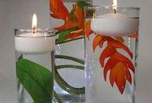 luminária de copo