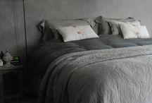 Landelijke slaapkamers