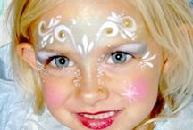 Face paint / by Brittany Billedeaux