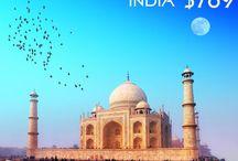 Taj Mahal / Wish list