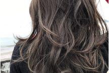髪 カラー
