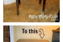 Furniture makeovers / by Lorrie Jagiello