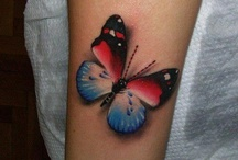 Butterfly tattoos for mum