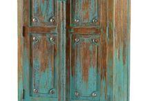 Turquoise / Van alles en nog wat