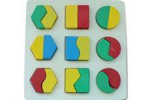 Puzzle-uri lemn (Wooden puzzles)