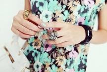 Pretty Rings / by Kate Izsak