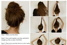 Tutorial hairstyle