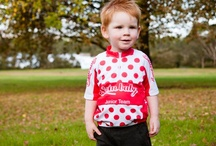 Cycling / Gorgeous kid's cycling jerseys!