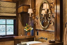 Powder Baths / by Locati Interiors