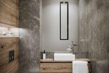 Fürdők, mosdók, WC-k - Bathrooms, toilets