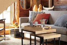 Living Room Reno / by Kay Bee