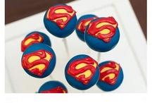 SUPER HEROE DESERTS