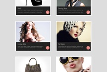 e commerce / Beautifull e commerce web design and ideas...