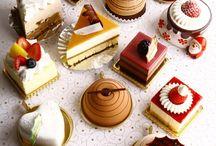 Prăjiturele idei decorative