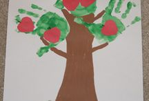 Fall Harvest Preschool Unit / by Michelle Siler Smith