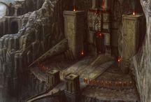 Architecture et fantasy