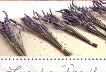 Lavender & other flowers