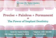 Monthly Awareness / http://www.bayareaimplantdentistry.com/