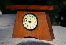 "3"" Limbert Craftsman Clock / 3"" Limbert Craftsman Clock"