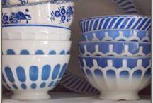 Bowls / Digoin bowls