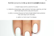 Nail art / Pretty little things