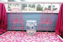 Outdoor Spaces / by Jayne McCabe