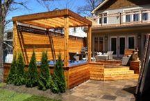 Backyard Oasis / by Kimberly Doyle