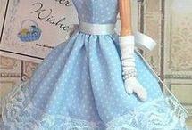 roupa de boneca