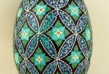 Artemisia Kunst am Ei