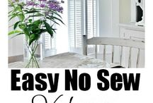 New Home Ideas - Window Treatments / by Heather Gallagher
