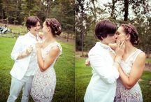 Melissa's wedding ideas